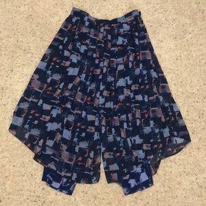 HD in Paris skirt-panel pants